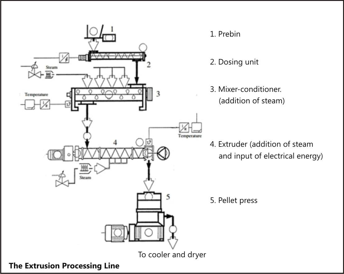 Extruder design screw single Extruder Screw